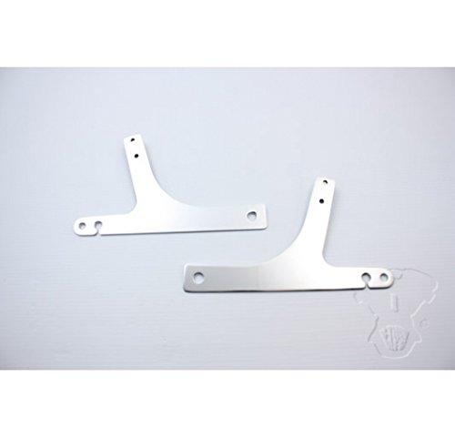 V-Twin 50-0826 - Sissy Bar Side Plates