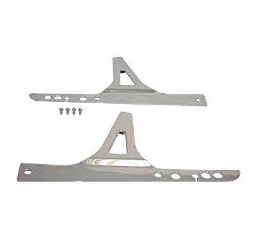 V-Twin 50-0857 - Sissy Bar Side Plates