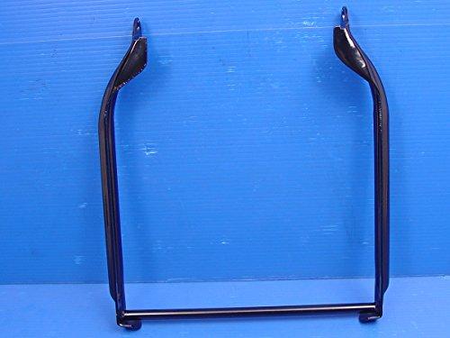 V-twin Replica Rear Kickstand Black 49-1936