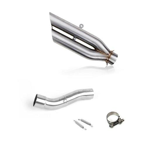 2013 - 2015 Honda CBR 500 R  CB 500 F  CB 500 X Danmoto XG-1 Racing Exhaust