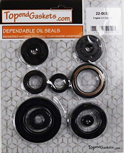 Engine Oil Seal Kit Set for Honda CB500 CB450 Twin CB 500 450 CB-500 CB-450