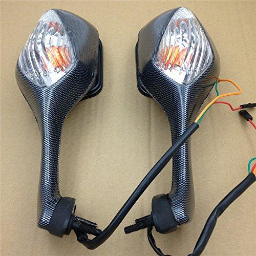 OEM Replacement Mirror fit Honda CBR1000RR CBR 1000 RR 2008-2012 Carbon Fiber
