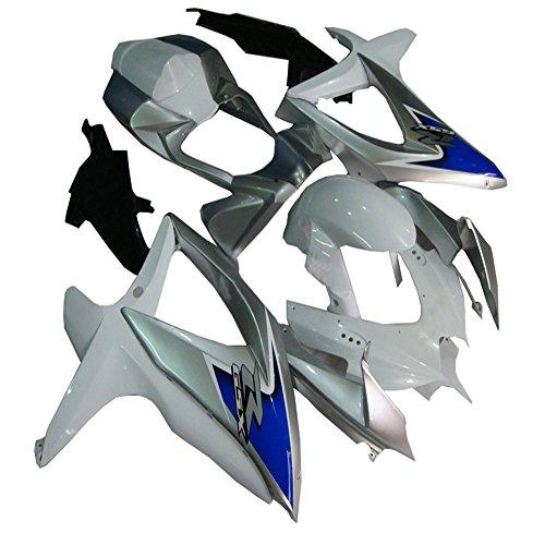 Fairing Kit for Suzuki GSXR600750 2008 2009 Bodywork Plastic