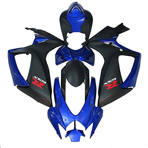 Auto Fairing Kit for Suzuki GSXR600750 2006 2007 Bodywork Plastic