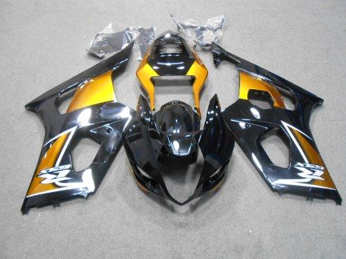 ZXMOTO Motorcycle Bodywork fairing kit Painted With Graphic for Suzuki GSX-R 1000 2003-2004