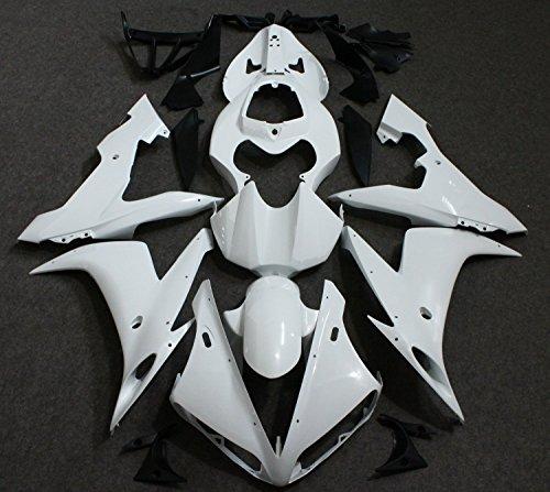 ZXMOTO Unpainted Fairing Kit for Yamaha YZF R1 2004 - 2006