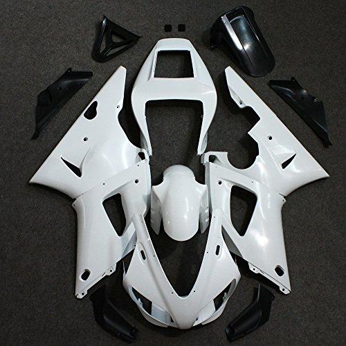 ZXMOTO Unpianted Fairing Kit for Yamaha YZF R1 1998 - 1999
