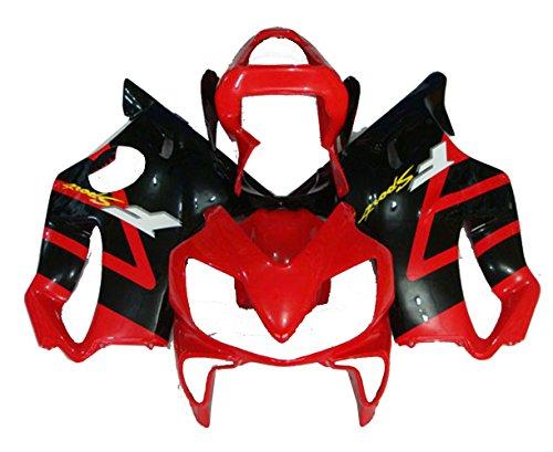Injection Mold Bodywork Plastic Fairing Kit for Honda 2001 2002 2003 CBR600 F4I