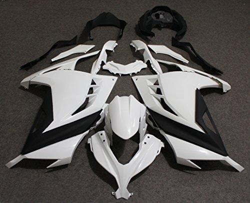ZXMOTO Unpainted Fairing Kit for Kawasaki NINJA 300 2013