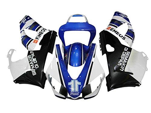 Tencasi Body Fairing Kits Cover For Yamaha YZF1000 R1 1998 1999