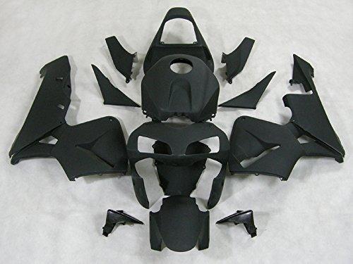 Matte Black ABS Injection Fairings Kits for 03 04 Honda CBR 600 RR CBR600RR 600RR F5 2003-2004