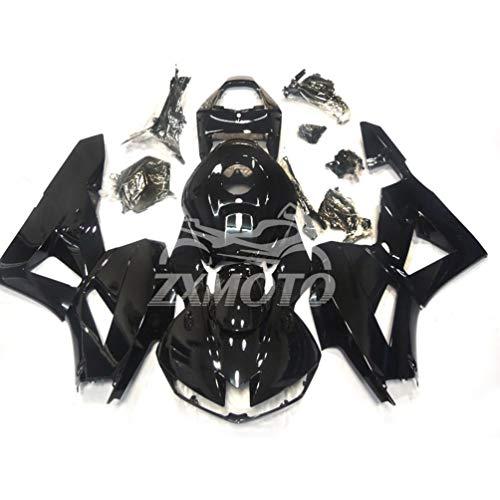 ZXMOTO H0613BLK Motorcycle Bodywork Fairing Kit for Honda CBR600RR 2013-2018 2013 2014 2015 2016 2017 2019Gloss Black - Pieceskit 22