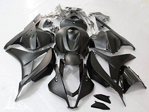 ZXMOTO Motorcycle Bodywork Fairings Kit for Honda CBR600RR F5 2009-2012 10 11 Painted Matte Black
