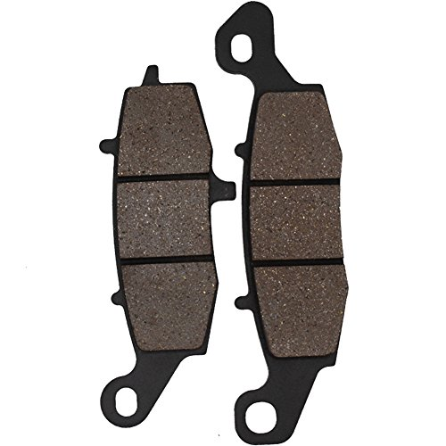 Cyleto Front Brake Pads for Kawasaki GPZ 1100 1995 1996 1997 1998  ZR 1100 Zephyr 1996 1997  ZR1100 RS Zephyr 1100 2002