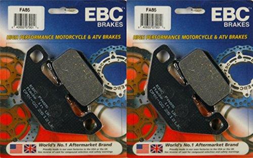EBC Brake Pad Front Kit FA85 for Kawasaki GPZ 1100 1983-1984