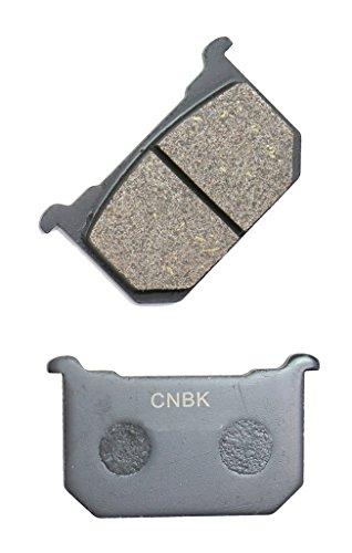CNBK Rear Disc Brake Pads Semi Met fit KAWASAKI Street Bike Z1000 Z 1000 J KZT00J C048 0 81up 1981up 1 Pair2 Pads
