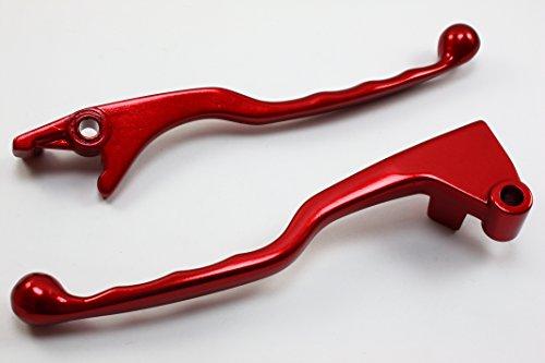 Kawasaki Ninja EX250 Red Brake CLUTCH LEVER 1987-2003 2004 2005 2006 2007