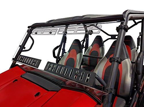 Kawasaki Teryx 4800 Multi-Vent Windshield WHard Coat 2016 and newer