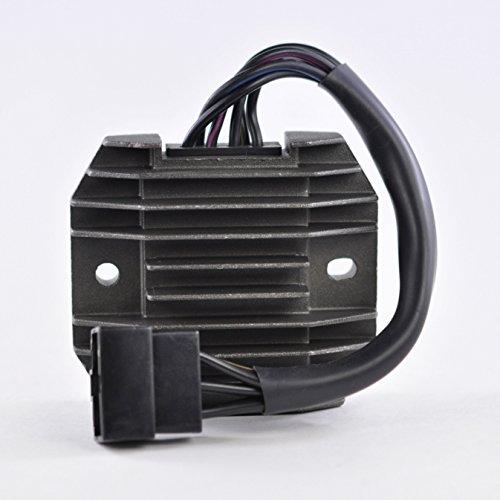 Voltage Regulator Rectifier For Kawasaki VN 800 Vulcan Ninja ZX-6R 1995 1996 1997 1998 1999 2000 2001 2002 2003 2004 2005 2006 OEM Repl 21066-1099