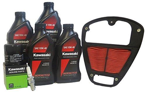 2006-2013 Kawasaki Vulcan 900 Classic Lt Complete Maintenance Kit