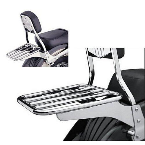 Cobra Tubular Luggage Rack for Sissy Bar for Kawasaki Vulcan 900 LT