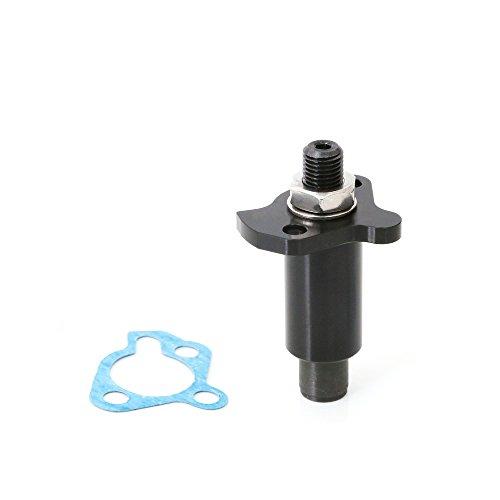 Black CNC Manual Cam Chain Tensioner For Kawasaki ZZR1400 ABS 12-17 13 14 15 16