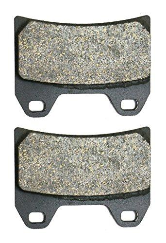CNBK Front Left Disc Brake Pads Semi-met for MOTO-MORINI Street Bike 998 9 5 06 07 08 09 10 2006 2007 2008 2009 2010 1 Pair2 Pads