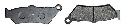 CNBK Front Right Brake Pad Carbon for MOTO-MORINI Street Bike 1200 GT 10 11 12 13 14 15 2010 2011 2012 2013 2014 2015 1 Pair2 Pads