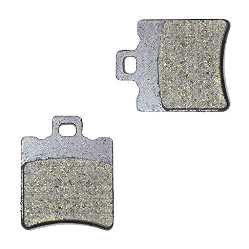 CNBK Front Right Brake Pads Semi Metallic fit for MOTO-MORINI Street Bike 500 Sei V Classic 89up 1989up 1 Pair2 Pads