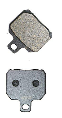 CNBK Rear Brake Shoe Pads Carbon for MOTO-MORINI Street Bike 1200 Scrambler 08 09 10 2008 2009 2010 1 Pair2 Pads