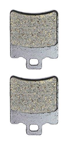 CNBK Rear Disc Brake Pads Semi Met fit MOTO-MORINI Street Bike 350 Dart 88up 1988up 1 Pair2 Pads