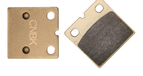 CNBK Front Left Sintered Brake Shoe Pads fit LAVERDA Street SFC1000 SFC 1000 85up 1985up 1 Pair2 Pads
