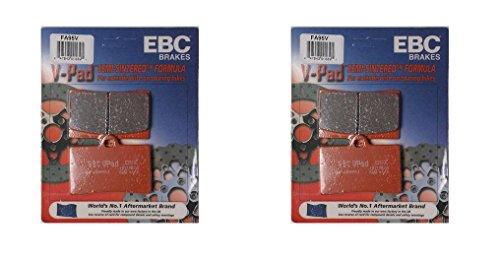 EBC Brake Pad Front Kit FA95V for Laverda 750S FormulaSport 1998-2000