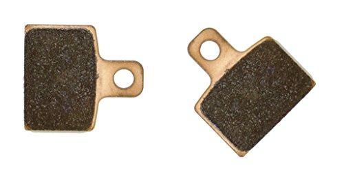 CNBK Rear Sinter HH Brake Shoe Pads for SHERCO Dirt 290 29 Trials 2T AJP Caliper 06 07 08 09 10 11 12 2006 2007 2008 2009 2010 2011 2012 1 Pair2 Pads