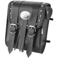 Willie & Max Sbb431 Warrior Sissy Bar Bag For Harley-davidson