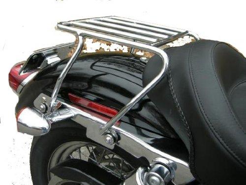 Harley Davidson '04-later Sportster Detachable Luggage Rack