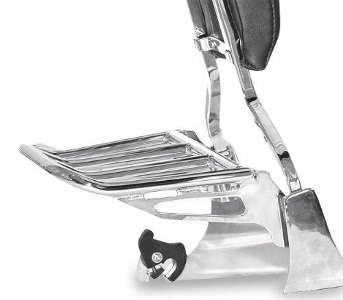 Motherwell 2-up Backrest Luggage Racks For 2000-2010 Harley Davidson Sportster,