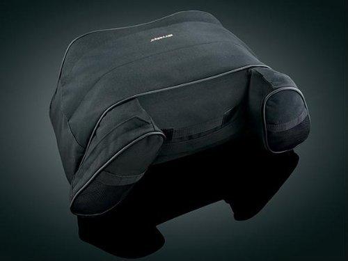 Kuryakyn 4162 Deluxe Convertible Luggage Rack Bag For Harley-Davidson KU 4162
