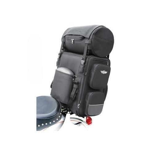 T-BAG LONESTAR BAG WITH TOP ROLLNET LUGGAGE 4 HARLEY DAVIDSON