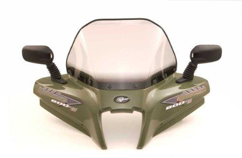 VIP-AIR 1461 Polaris Sportsman 500 Camo Green windshield