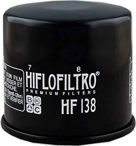 HIFLO OIL FILTER - HF138 compatible with 2001 Suzuki SV 650