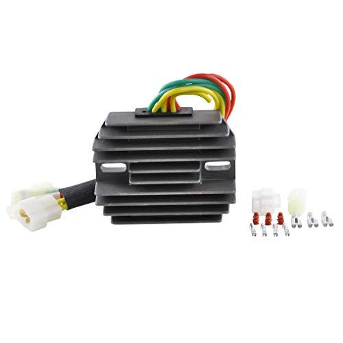 Voltage Regulator Rectifier For Arctic Cat 375 400 500 ccSuzuki SV 650 SV 1000 VStrom 650 2000-2010 OEM Repl 32800-16G00 32800-16G01 32800-16G02 3402-682 3530-028 3530-059