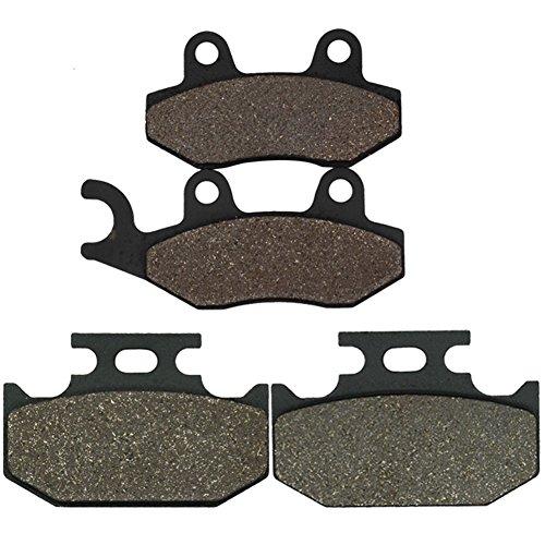 Cyleto Front Brake Pads for SUZUKI AN 650 AN650 Burgman 650  Skywave 650 2003 2004 2005 2006 2007 2008 2009 2010 2011 2012 2013 2014