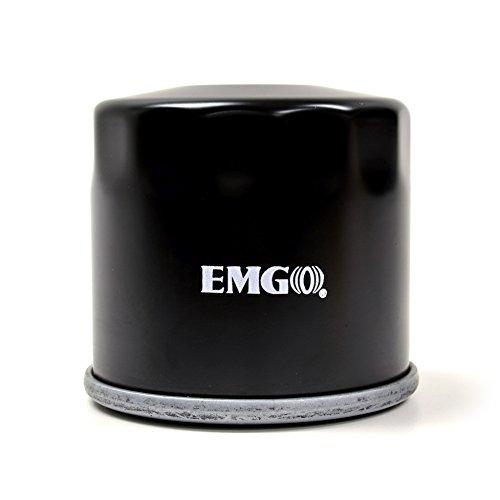 Suzuki AN 650 Burgman 02-16 Black Micro-Glass Premium Oil Filter by Niche Cycle Supply