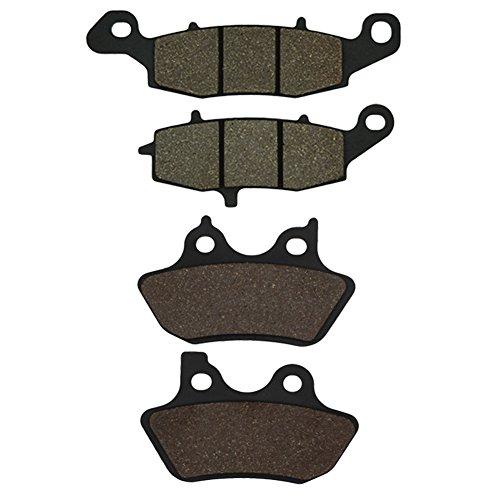 Cyleto Front Brake Pads for SUZUKI GSX 750 GSX750 1998 1999 2000 2001 2002 2003  GSR750 GSR 750 2011 2012 2013