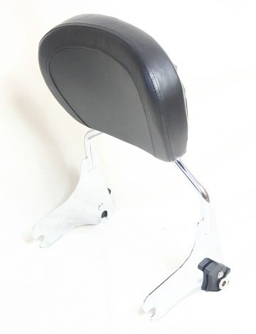 Harley Hd Touring Road King Flht Flhx Fltr Detachable Backrest Sissy Bar(1997-2008)