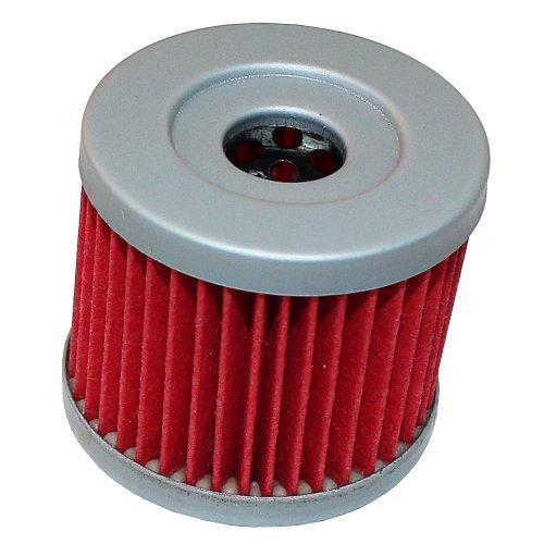 Caltric Oil Filter Fits Fits SUZUKI AN400 AN400Z BURGMAN 400 2007 2008 2009 2010 2011 2012 2013