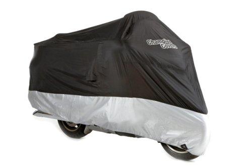 Champion Suzuki Burgman 400 Scooter Cover Xl Black