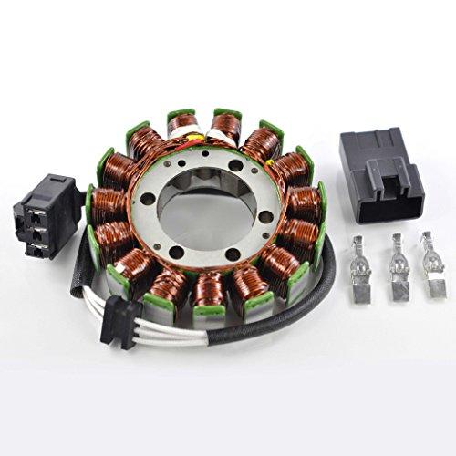 Generator Stator For Kawasaki Ninja ZX 10 R 2006 2007 ZX10R ZX-10R ZX1000D Repl 21003-0036 21003-0052 21003-0054