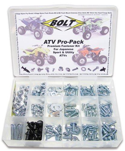 Bolt Motorcycle Hardware 2005-ATV ATV Pro Bolt Pack